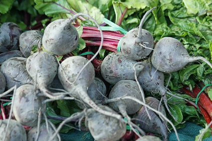 Spring beets