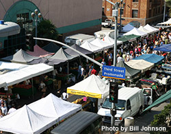 2007 - Santa Monica Farmers' Market