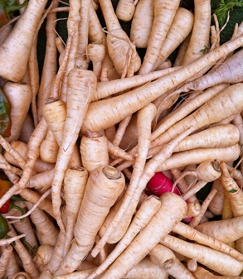 Parsnips Weiser Farms