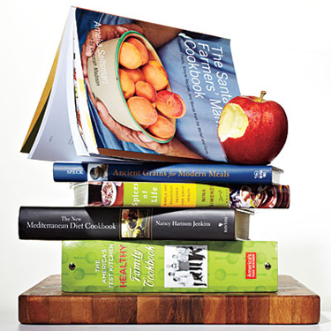 Cooking Light Top 100 Cookbooks