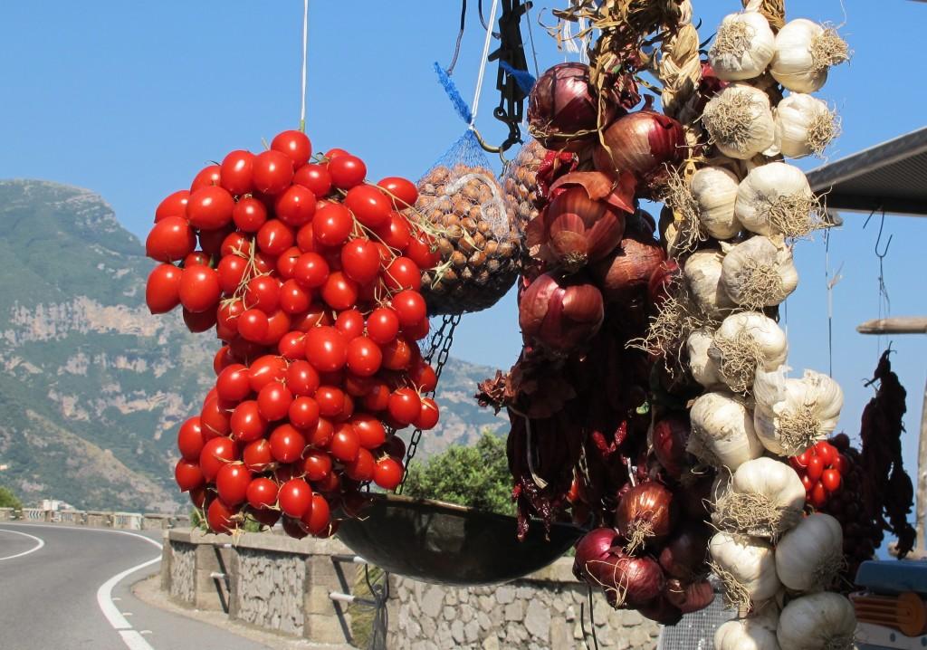 Pomodorini vesuviani al Piennolo