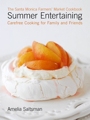 Summer Entertaining E-book Amelia Saltsman