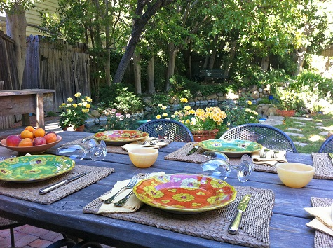 5 tips for summer entertaining
