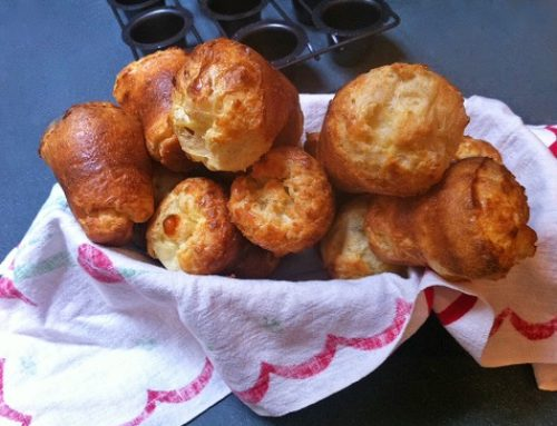 Marion's Popovers