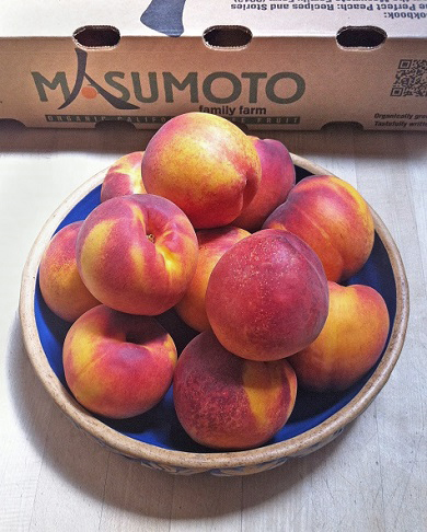 Masumoto Farm Le Grand Nectarines