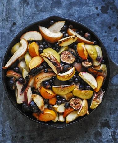 Roasted Autumn Fruits