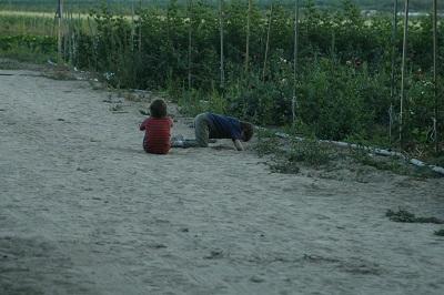 Rutiz Farm kids