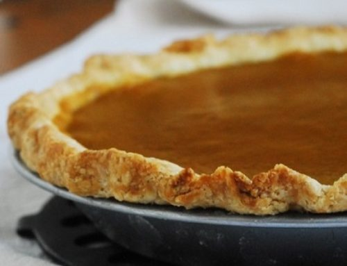 My Favorite Pumpkin Pie