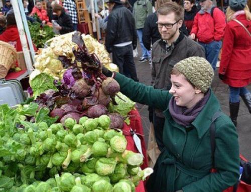 Secrets of Winter Farmers' Markets, Part 2