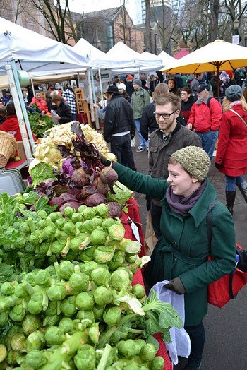 Secrets of Winter Farmers' Markets, Part 2