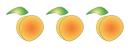 apricot-trio