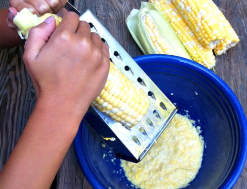 "How to Choose Corn and a ""Grate"" Way to Use It"